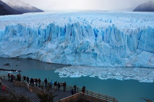 氷河期の原因 ペリトモレノ氷河
