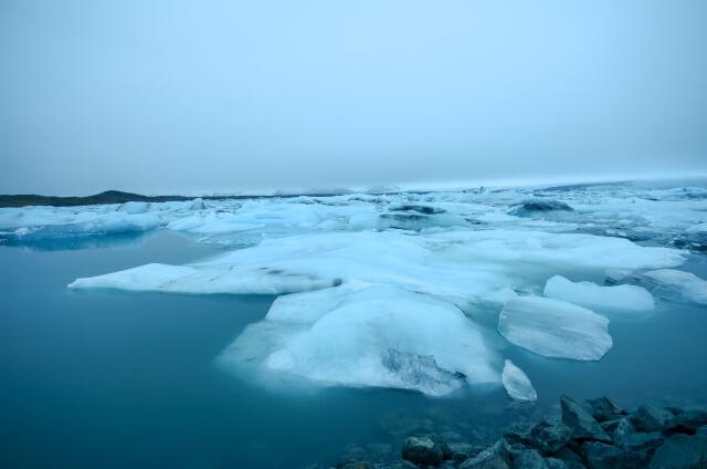 氷河期とは ヴァトナ氷河