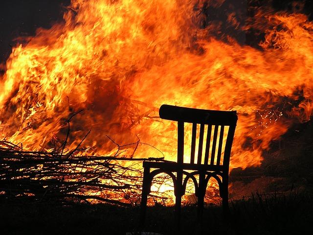 火災旋風の発生条件
