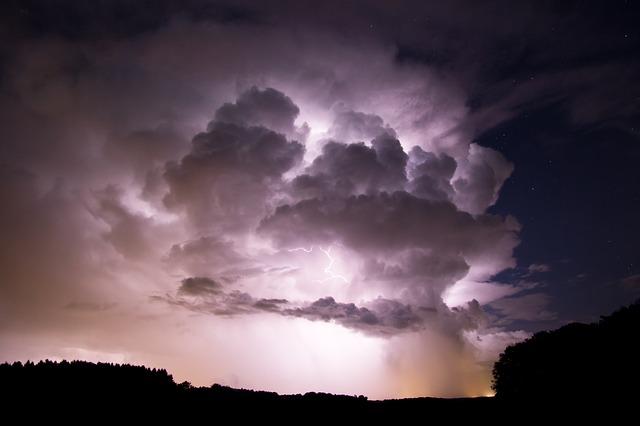 積乱雲による災害