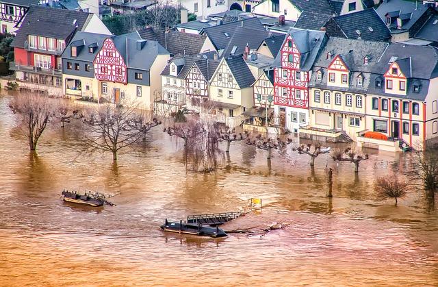 氾濫危険水位とは