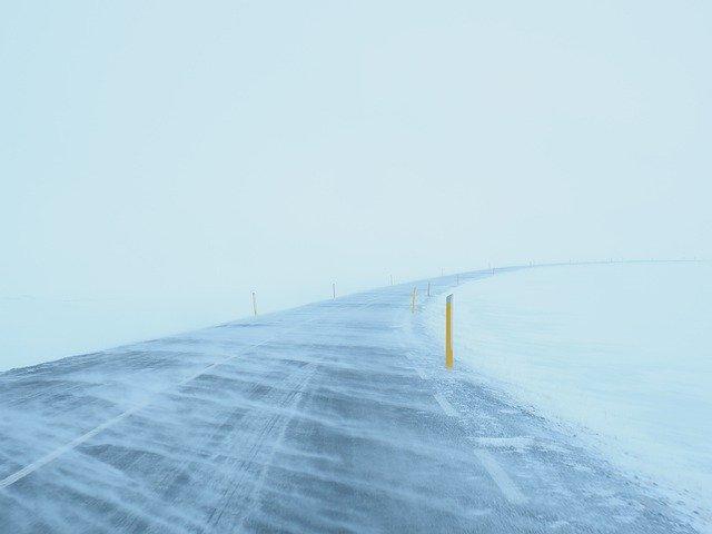 路面凍結 条件
