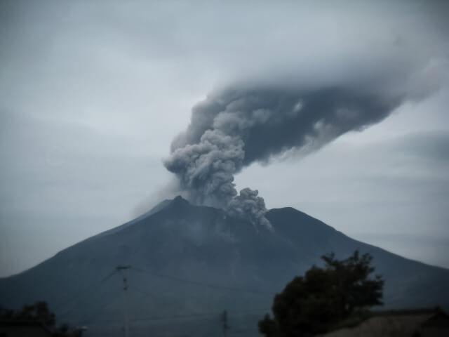 富士山 噴火 被害