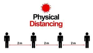 ソーシャルディスタンスの意味とは?人との距離を取ることが重要
